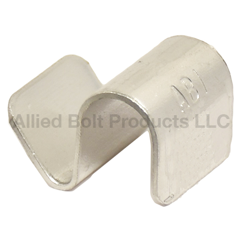 S WIRE CLIP FOR MESSENGERED COAXIAL CABLE | Allied Bolt Products LLC